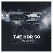 Umarex T4E HDR 50 Revolver, RAM MagFed Markierer, Cal. 50 001