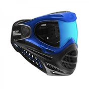 DYE Axis Pro Paintball Maske, blau, Blue Ice Bild 1