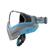 Push Unite Paintball Maske, grau blau