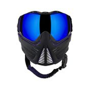 Push Unite Paintball Maske, schwarz lila 002