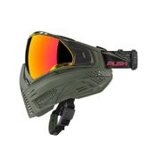 Push Unite Paintball Maske, oliv Bild 1