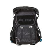 Push Paintball Rucksack Division One Backpack Tasche (schwarz)