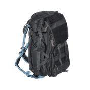 Push Paintball Rucksack Division One Backpack Tasche (schwarz) Bild 2