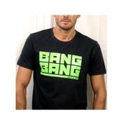 Bunkerkings T-Shirt Bang Bang Navy 001