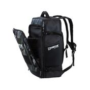 Virtue Paintball Rucksack Gambler Expanding Gear Backpack, Graphic Black 003