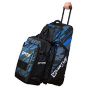 Virtue Paintball Rucksack Gambler Expanding Gear Backpack, Graphic Cyan Bild 5