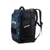 Virtue Paintball Rucksack Gambler Expanding Gear Backpack, Graphic Cyan 002