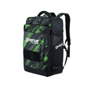 Virtue Paintball Rucksack Gambler Expanding Gear Backpack, Graphic Lime