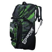 Virtue Paintball Tasche High Roller V2 Gearbag, Graphic Lime, grün Bild 2