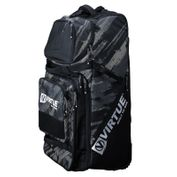 Virtue Paintball Tasche High Roller V2 Gearbag, Graphic Black, schwarz 001