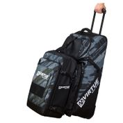 Virtue Paintball Tasche High Roller V2 Gearbag, Graphic Black, schwarz 004
