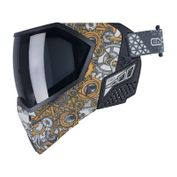 Empire EVS Paintball Maske Goggle Vision System, Steampunk, LE Bild 3