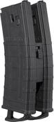Tippmann TMC 68 Magazin mit Coupler, schwarz, Doppelpack Bild 1