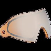DYE I4 I5 Maskenglas Thermalglas lens, DYEtanium orange/silber 001