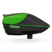 Spire IR Hopper Loader Virtue Paintball, lime/black