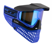 JT USA Spectra Proflex Thermal Paintballmaske, ltd. Edition, blau-schwarz Bild 3