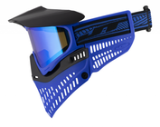 JT USA Spectra Proflex Thermal Paintballmaske, ltd. Edition, blau-schwarz Bild 4