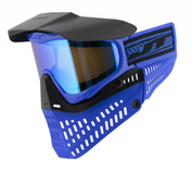 JT USA Spectra Proflex Thermal Paintballmaske, ltd. Edition, blau-schwarz Bild 2