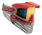 JT USA Spectra Proflex Thermal Paintballmaske, ltd. Edition, rot-grau Bild 2