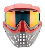 JT USA Spectra Proflex Thermal Paintballmaske, ltd. Edition, rot-grau Bild 3