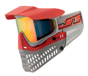 JT USA Spectra Proflex Thermal Paintballmaske, ltd. Edition, rot-grau Bild 1