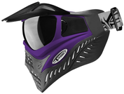 VForce Grill Paintballmaske, Purple on Grey Bild 3