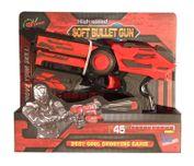Serv&Protect - StarterShooter schwarz/rot oder rot/schwarz Bild 2