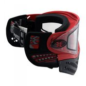 Empire E-Flex Paintballmaske, rot Bild 2