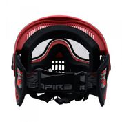 Empire E-Flex Paintballmaske, rot Bild 3