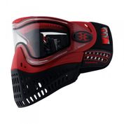 Empire E-Flex Paintballmaske, rot Bild 5