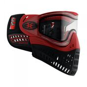 Empire E-Flex Paintballmaske, rot Bild 1