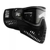 Empire E-Flex Paintballmaske, schwarz 001
