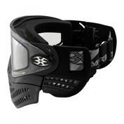 Empire E-Flex Paintballmaske, schwarz Bild 4