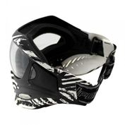 VForce Grill Paintballmaske White Zebra, SPECIAL EDITION 004
