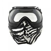 VForce Grill Paintballmaske White Zebra, SPECIAL EDITION 006