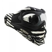 VForce Grill Paintballmaske White Zebra, SPECIAL EDITION 001