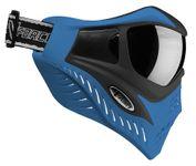 VForce Grill Paintballmaske mit Thermalglas, Grey on Blue, SPECIAL EDITION Bild 4