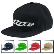 DYE Snap Back Cap Logo