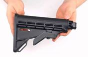 US Army by Tippmann Collapsible Stock Assembly - Schwarz 001