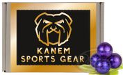 Kanem Sports Gear Gold Paintballs, 500 Stück, Cal.68 Bild 2