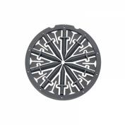 "KM Dagger Speedfeed Rotor, ""Graphite"" 001"