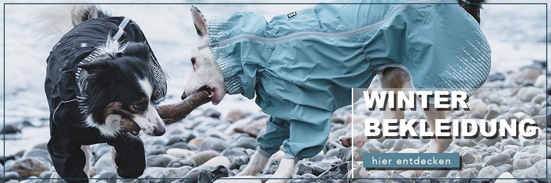 Hundemäntel, Regen, Winter