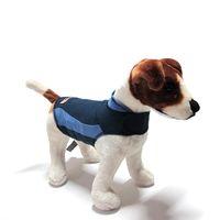Thundershirt blau Entspannungsshirt Hundemantel