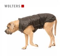 Wolters Outdoorjacke Jack schwarz Hundemantel Hunde Outdoorjacke