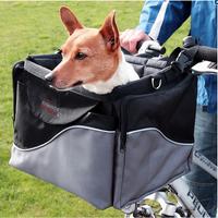 Hundefahrradtasche Hunde Fahrradkorb Front-Box deluxe Fahrradtasche