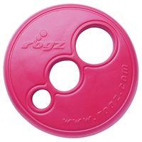 Wolters Rogz Beltz Hundespielzeug RFO Frisbee - schwimmfähig - pink 23cm