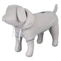 Dog Prince Pullover grau XXS - M Hundepullover