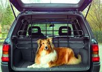 Hunde AUTO Schutzgitter schwarz Hundeschutzgitter