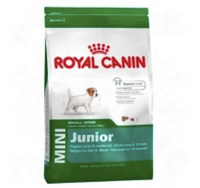 Royal Canin Mini Junior Trockenfutter 8 kg