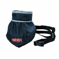 Owney Goody Bag Comfort Futterbeutel Leckerli Tasche dark grey